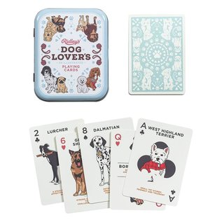 Wild & Wolf Inc. Dog Lovers Playing Cards