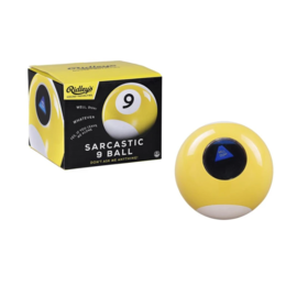 Wild & Wolf Inc. Sarcastic 9 Ball