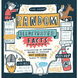 Workman Publishing Random Illustrated Facts