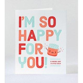 Elum Congrats Card -  Little Jelly