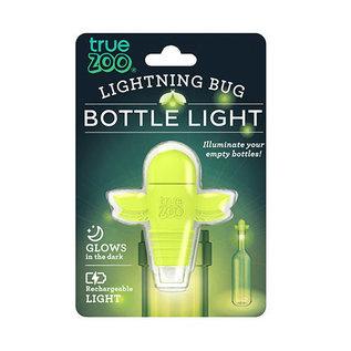 True Fabrications Lightning Bug Bottle Light