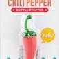 True Fabrications Chili Pepper Bottle Stopper