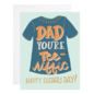 9th Letter Press Father's Day - Tee-riffic