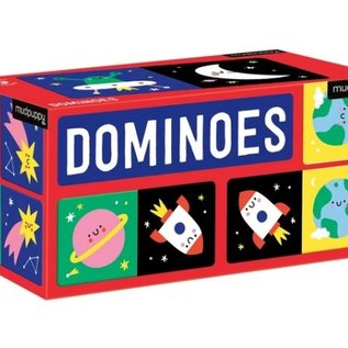 Chronicle Books Outer Space Dominoes