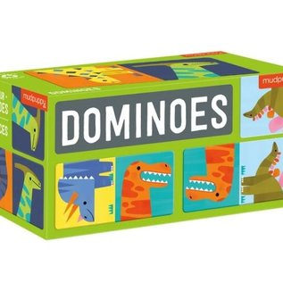 Chronicle Books Dinosaur Dominoes