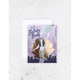 Idlewild Birthday Card - Birthday Beauty