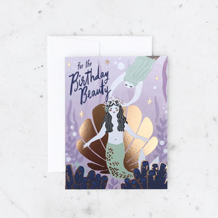 Idlewild Birthday Card - Birthday Beauty