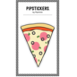 Pipsticks Big Puffy Pizza Sticker