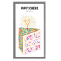 Pipsticks Big Puffy Cake Sticker