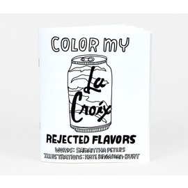 Buy Olympia Color My La Croix Coloring Book