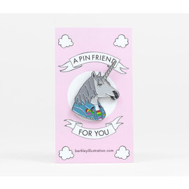 Buy Olympia Berkley Unicorn Pin