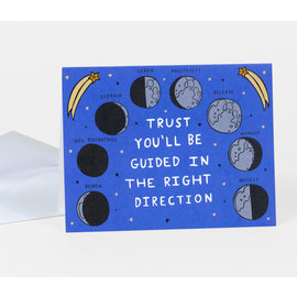 Buy Olympia Encouragement Card - Trust You'll Be Guided