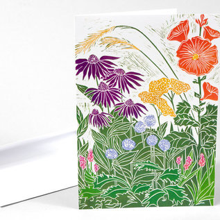 Buy Olympia Greeting Card - Midsummer Garden