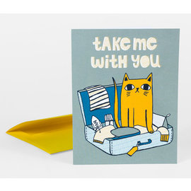 Buy Olympia Friend Card - Take Me With You