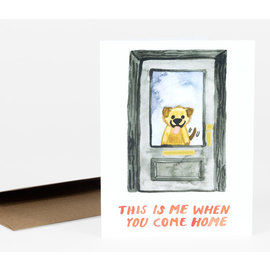 Buy Olympia Encouragement Card - When You Come Home