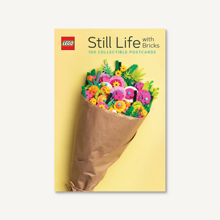 Chronicle Books LEGO Still Life with Bricks: 100 Collectible Postcards