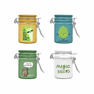 Streamline Stash & Seal Jars