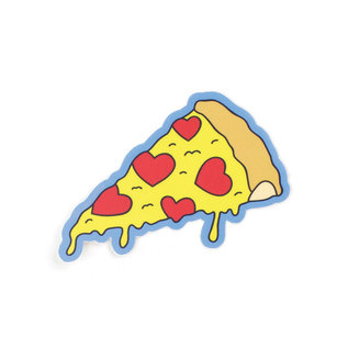 Seltzer Pizza Love Sticker