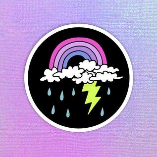 Band of Weirdos Strike Sticker