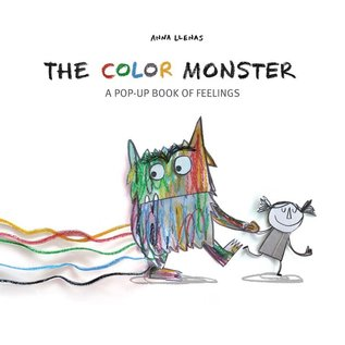 Sterling Publishing Co. Color Monster