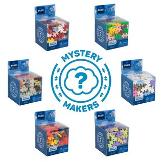 Plus Plus USA Mystery Makers Blind Box