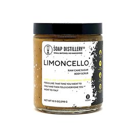Soap Distillery Limoncello Sugar Scrub