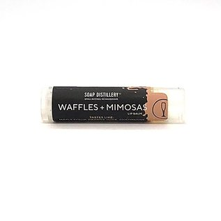 Soap Distillery Waffles & Mimosas Lip Balm