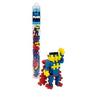 Plus Plus USA Plus Plus Building Block Tubes