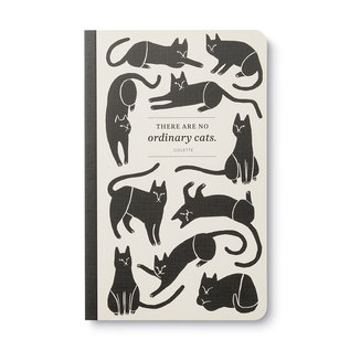 Compendium No Ordinary Cats Journal