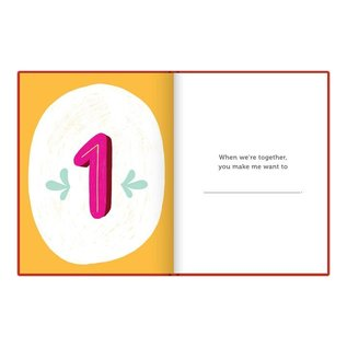 Emily McDowell and Friends About You Fill-In Journal
