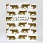 Elum Birthday Card - Party Animal Tigers