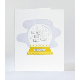 Elum Wedding Card - Newlywed Predictions