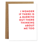 Rhubarb Paper Co. Greeting Card - Burrito