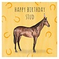 La La Land Birthday Card - Happy Birthday Stud