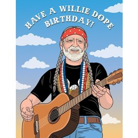 The Found Birthday Card - Willie Nelson