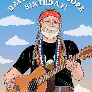 The Found Birthday Card - Willie Nelson