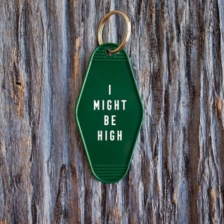 He Said, She Said I Might Be High Key Tag