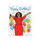 The Found Birthday Card - Oprah