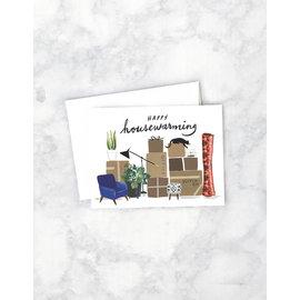 Idlewild Housewarming Card - Happy Housewarming