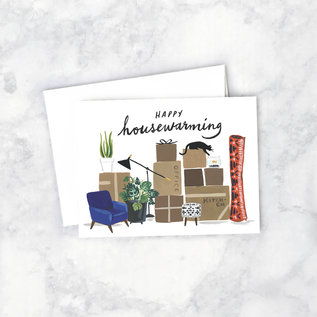 Idlewild  Housewarming Card - Happy Housewarming
