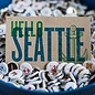 Constellation & Co. Hello Seattle Postcard
