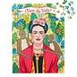 The Found Frida Kahlo Puzzle