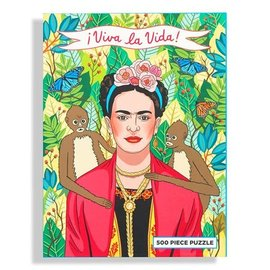 The Found Frida Kahlo Puzzle