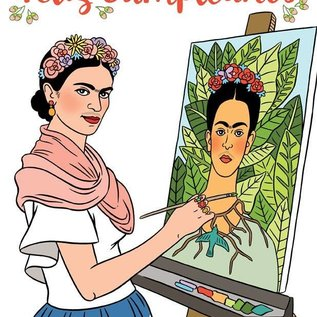 The Found Birthday Card - Frida Kahlo