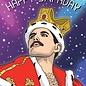 The Found Birthday Card - Freddie Mercury