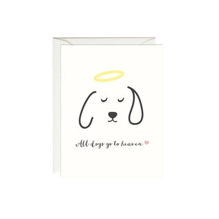 Paula & Waffle Pet Sympathy - All Dogs Go To Heaven