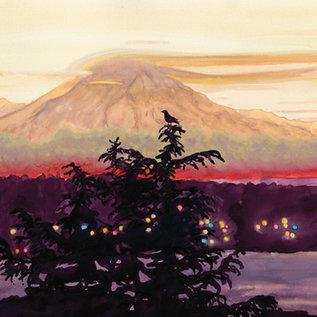 Allport Editions Holiday Card - View Mt. Rainier