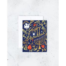 Idlewild Holiday Card - Hanukkah Pomegranates