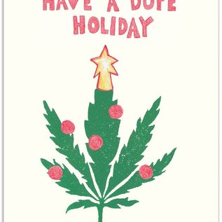 The Found Holiday Card - Dope Holiday