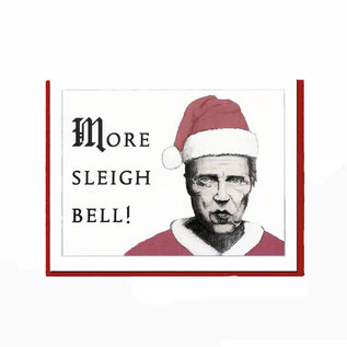 Seas and Peas Holiday Card - Sleigh Bell